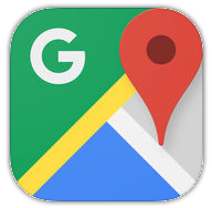 Google Maps for iPhone and iPad