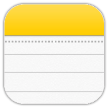 Notes Apps for iPhone and iPad