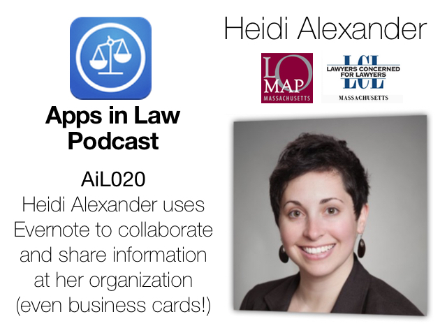 Ail020 Heidi Alexander Uses Evernote To Collaborate And Share